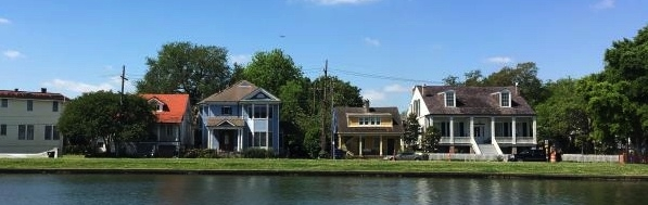 Bayou St JohnWalking Tour - Every Wednesday at 1pm