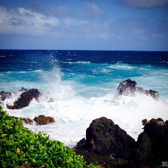 Hawaiian Blues...