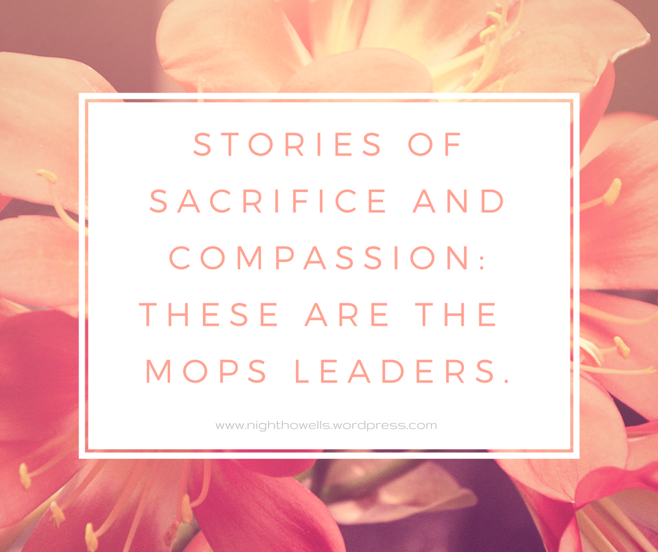Leading with sacrifice aNd compassion_