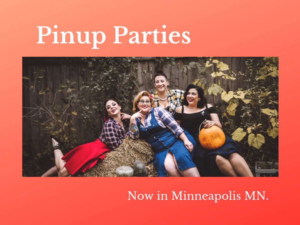 Pinup Parties in Minneapolis