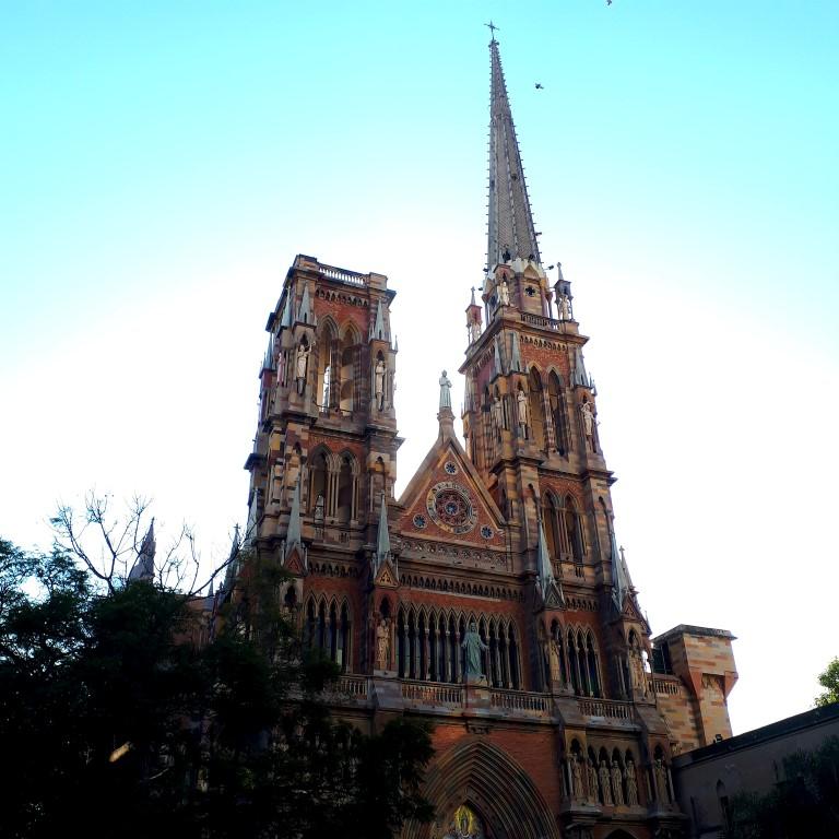 Cathedral Los Capuchinos, Córdoba, Argentina (July 2019)