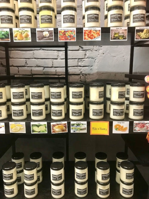 Unique Food-Scented Candles