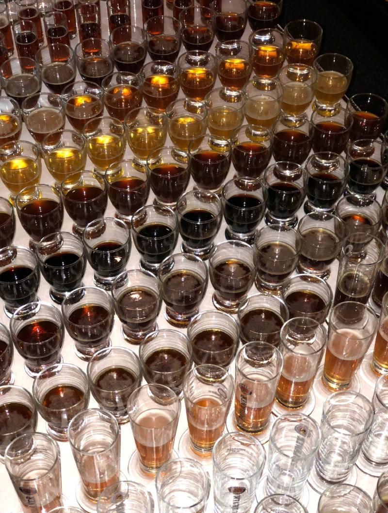 Exclusive 12 Beers of Christmas tastings