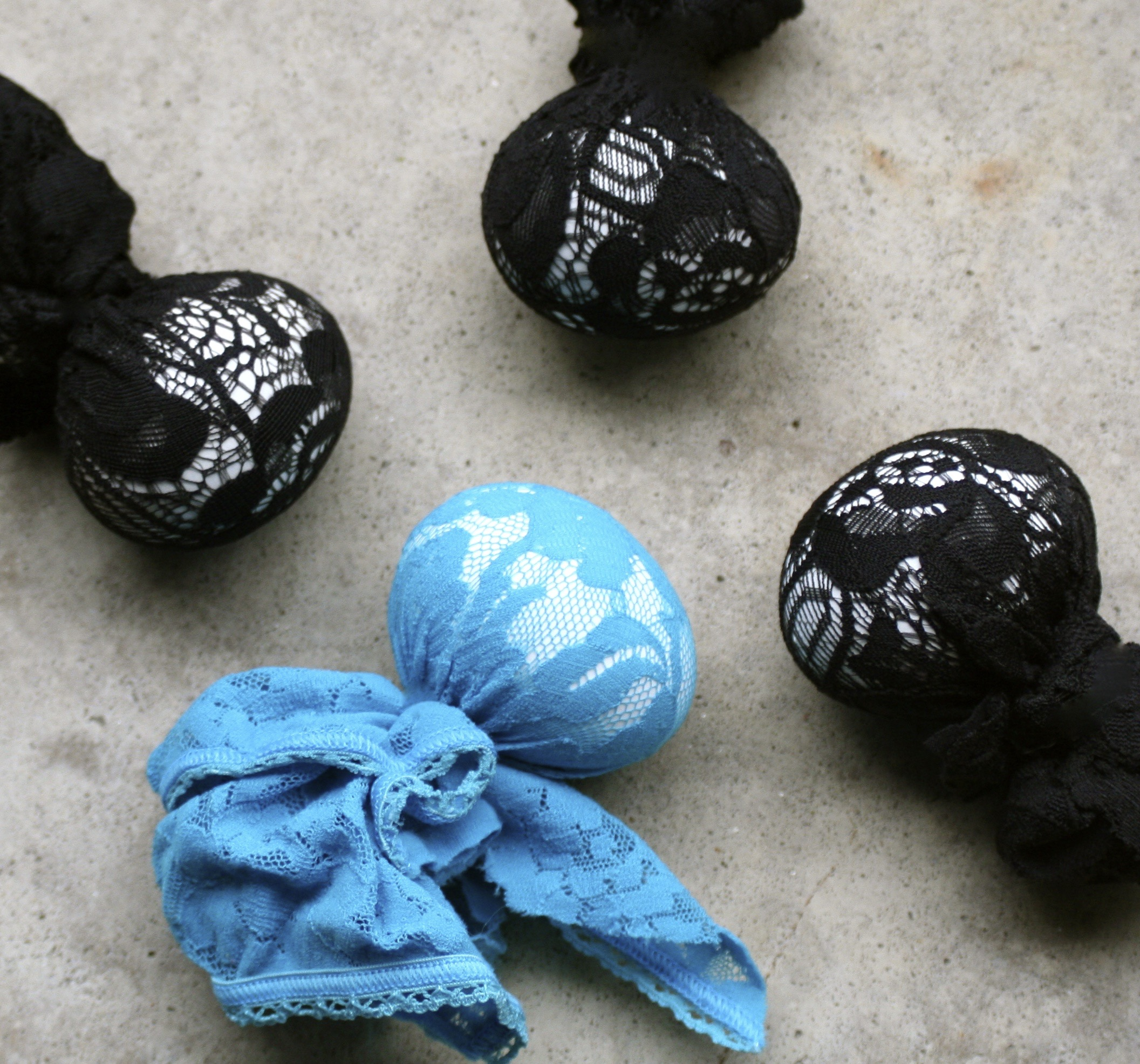 Lace Easter Eggs - eggs in lace.jpg