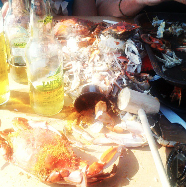 Crab and Old Bay - the aftermath.png
