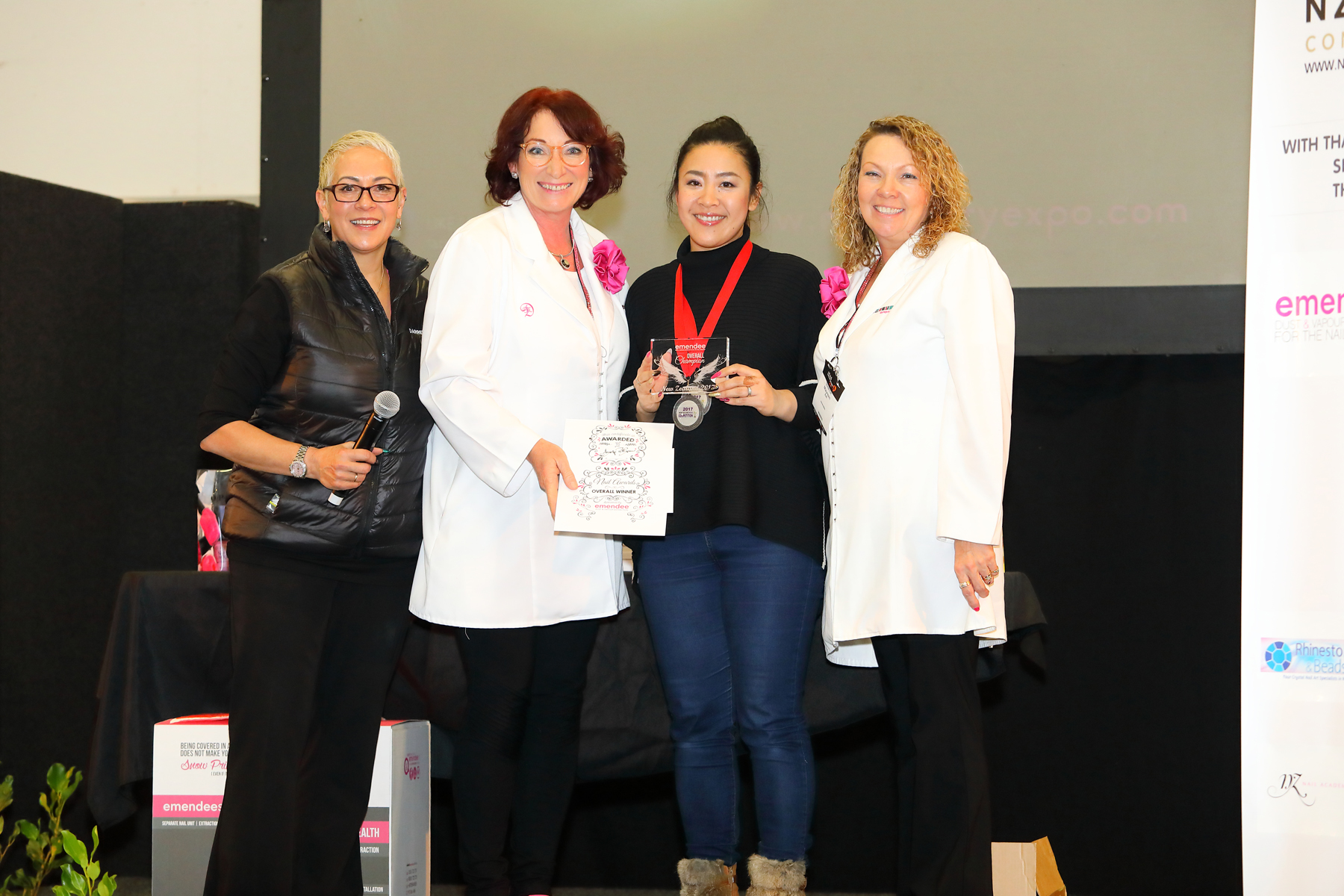 NZ Nail Competition 2017
