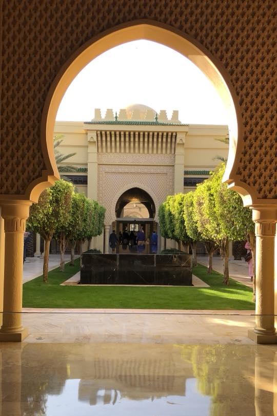 stunning resort in El Jadida
