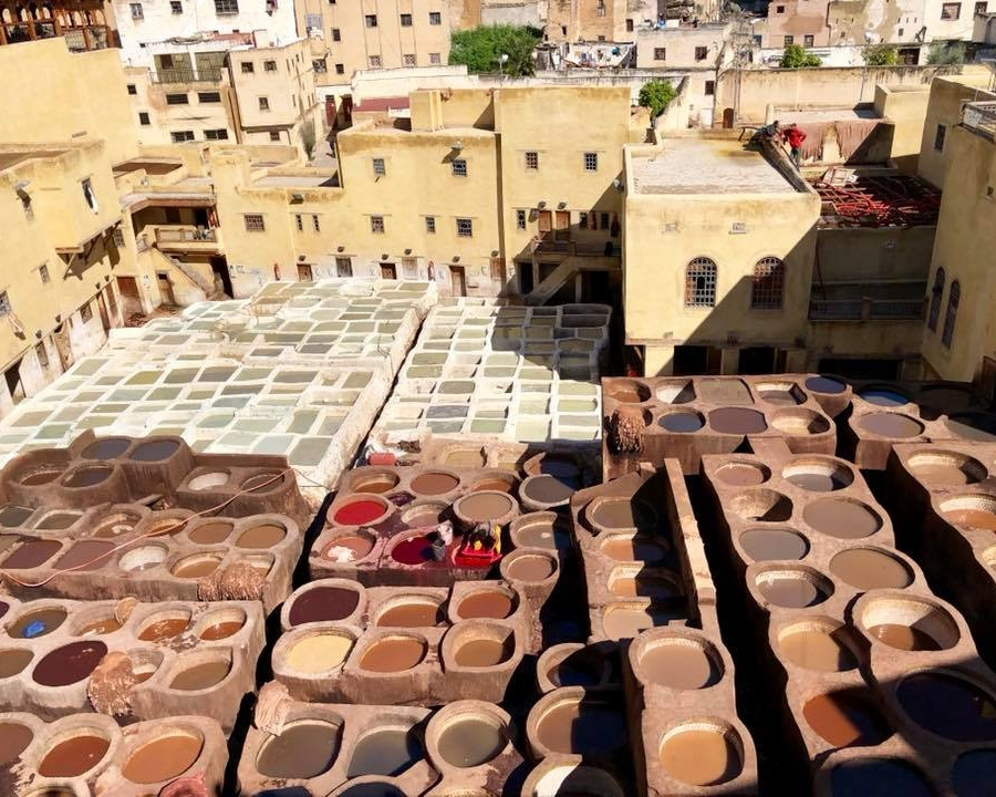 largest tannery in Morocco