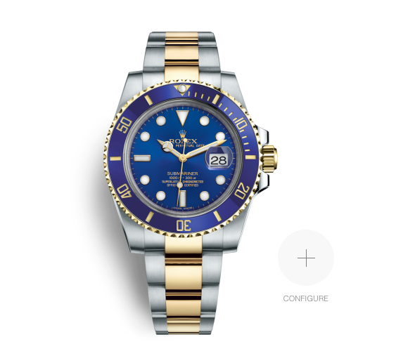 One Day, Dad!  This gorgeous Rolex Submariner is right up my Dad's alley style-wise. And just $13,400 out of my reach. For now, anyway! And a watch is always a great gift idea for dads!  -