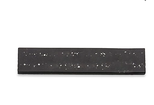 "A glitzy Quartz Stone strip that sparkles, actually from  BB&B ""RSVP""  and only $30! Love it!"
