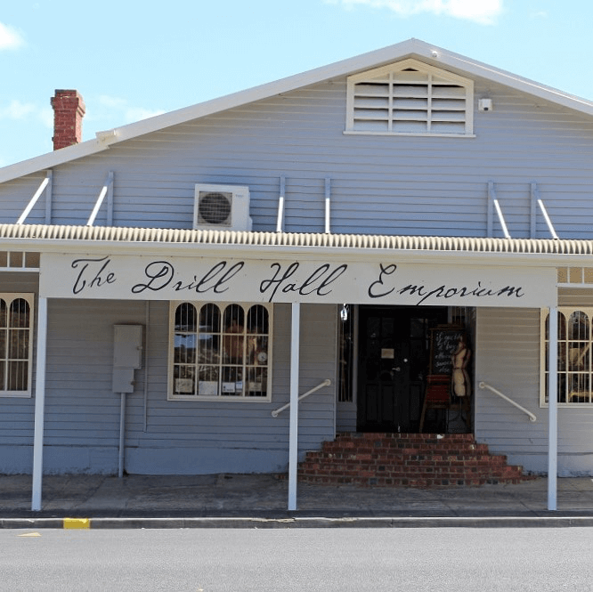 The Drill Hall - A must visit! The most gorgeous collection of things you will covet. Antiques, and country style collectables of the highest standard.
