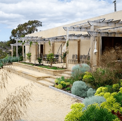 Osteria at Stefano Lubiana - An icon of the Tasmanian wine industry.The restaurant uses produce bio-dynamically grown on-site or sourced from local growers.