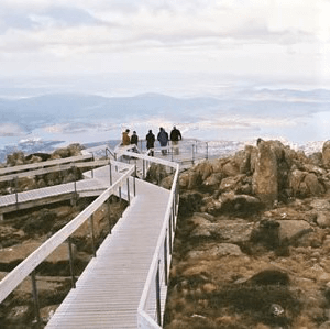 Kunanyi - Mt Wellington Park - Wellington Park – a natural reserve situated right on the doorstep of Tasmania's capital city, Hobart. Park entrance fees do not apply.