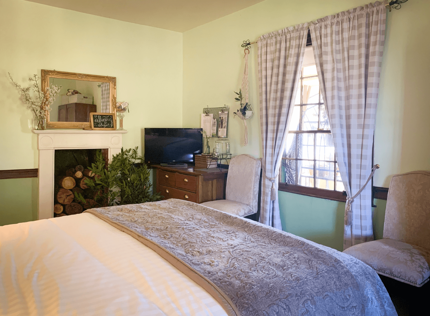 Sparrow and Sage | Stanton Farmhouse | boutique accommodation Tasmania