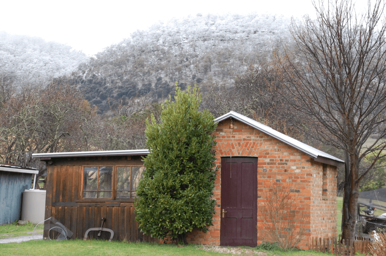 the Farm Shack | Stanton Farmhouse | boutique accommodation Tasmania