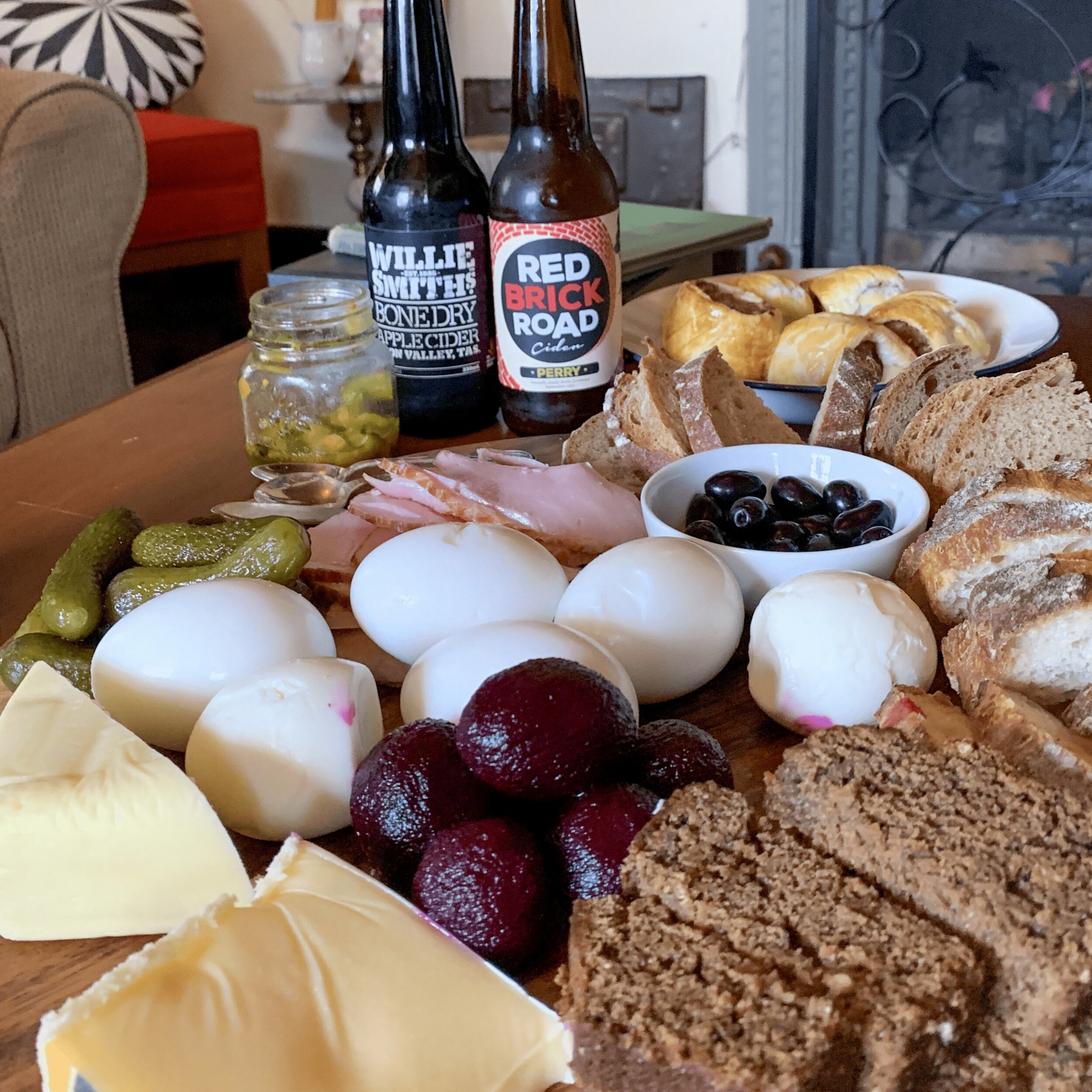 Ploughmans Picnic | New Norfolk | Accommodation Hobart