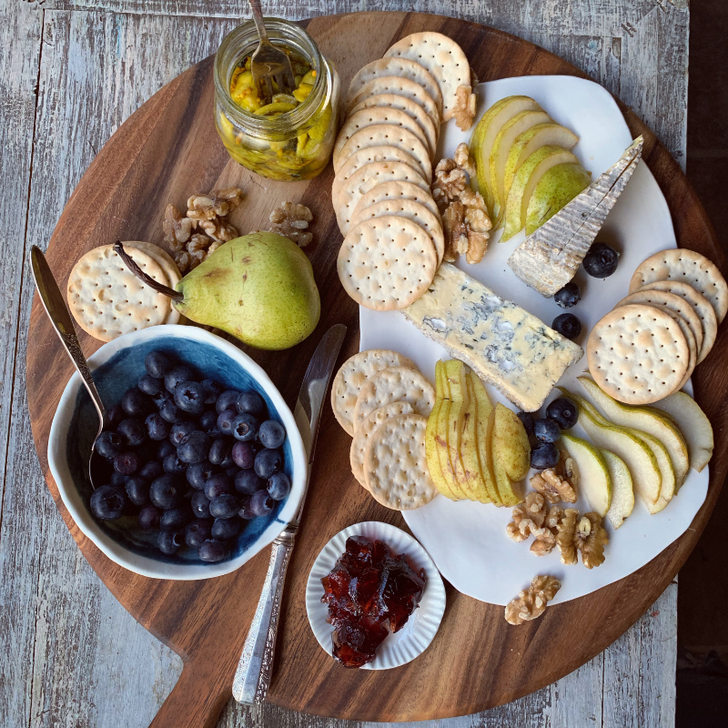 Cheese Platter | New Norfolk | Accommodation Hobart