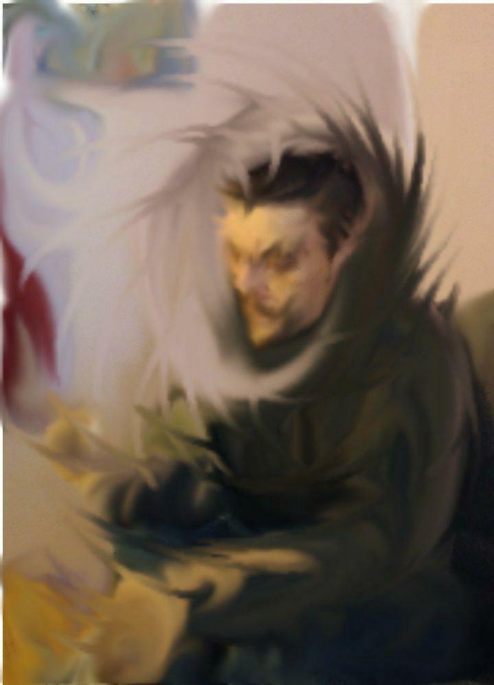 blurred sociopath
