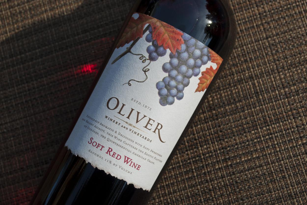 oliver soft wine detail