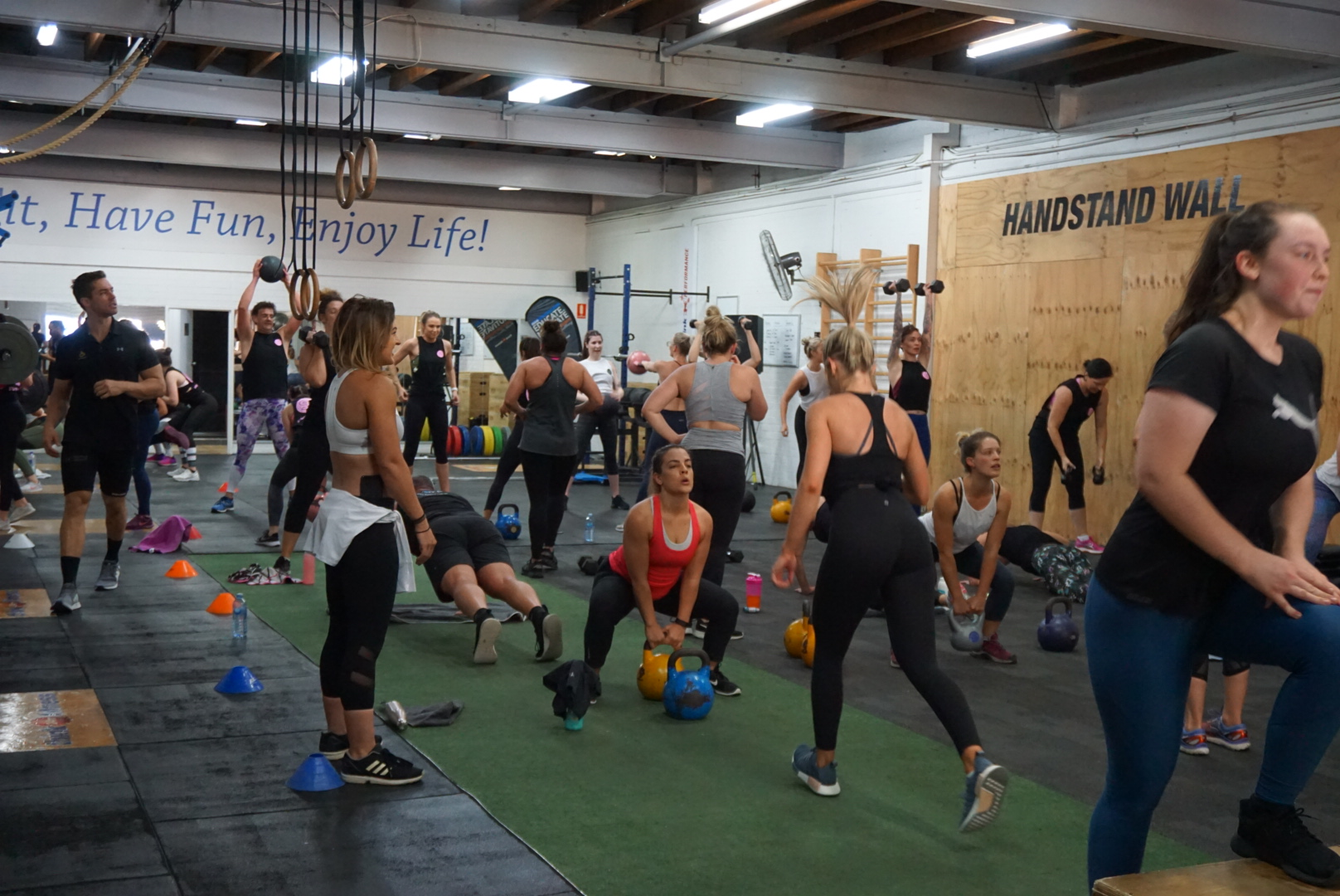 Sweat & Reset - Sunday 20 May Think Fitness in NewsteadWorkout with Jaryd Terkelsen & Lauren Patterson, yoga with Grace Caird & SS Wellness Chats with Emma Tarrant & Lauren Patterson