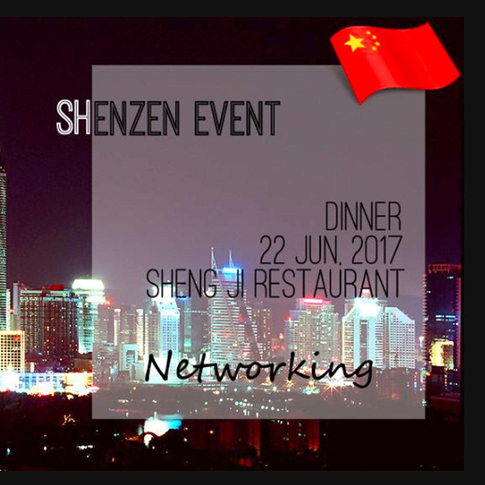 Jun 22 - Shenzhen Gathering Dinner