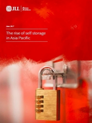JLL - The Rise of Self Storage in Asia Pacific 2017