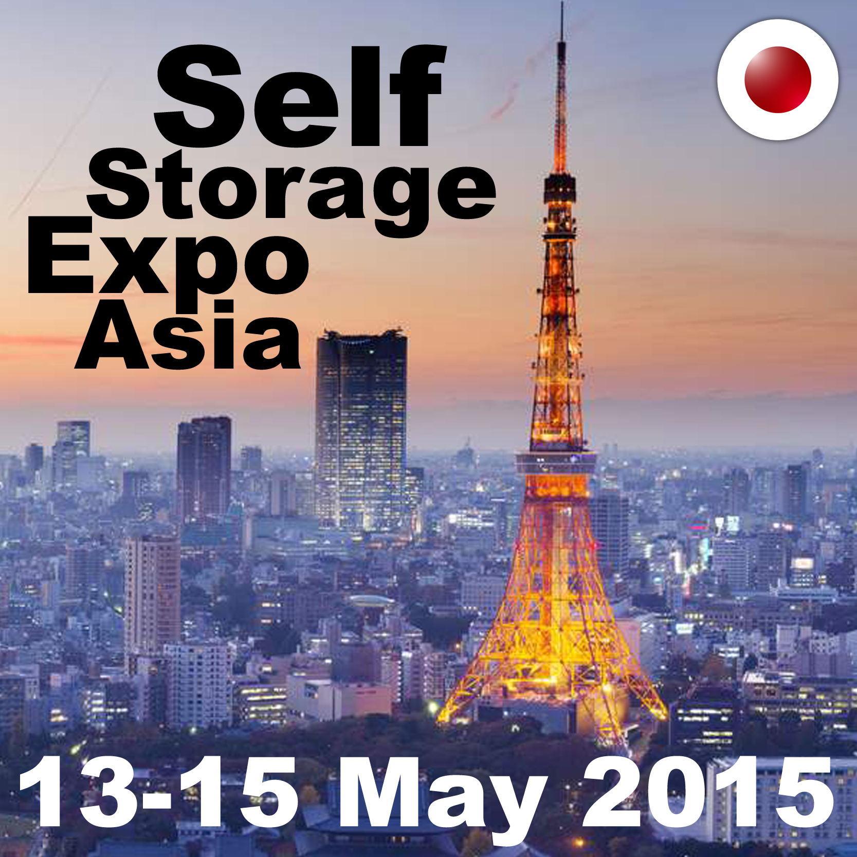 May 13-15 - Self Storage Expo Asia 2015