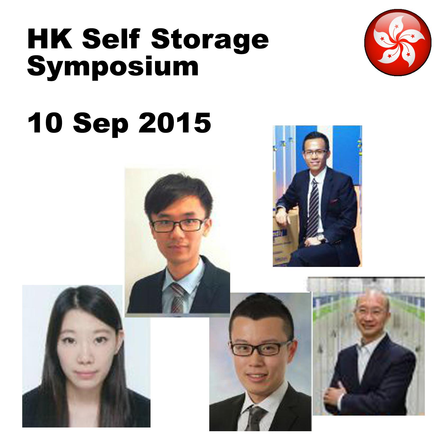 Sep 10 - HK Self Storage Symposium