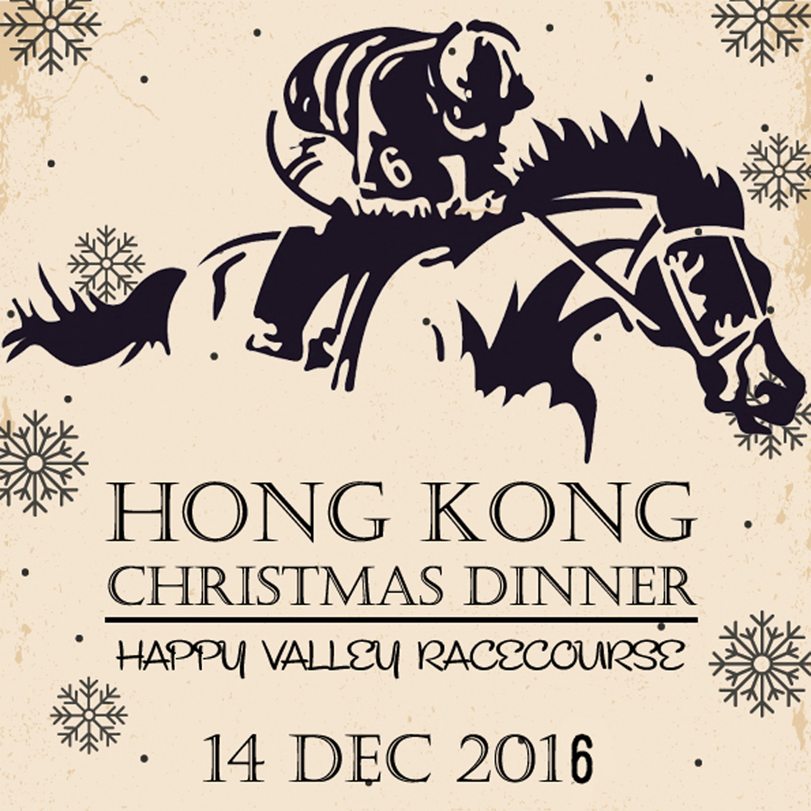 Dec 14 - Hong Kong Christmas Dinner