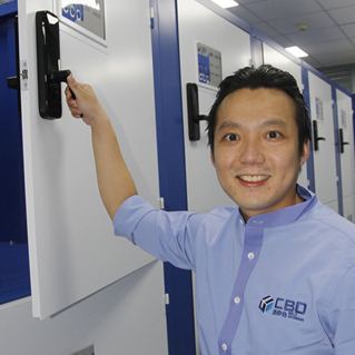 Alan Tso, CBD Self Storage