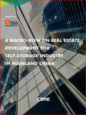 A Macro-View on Real Estate Development for Self Storage Industry in Mainland China
