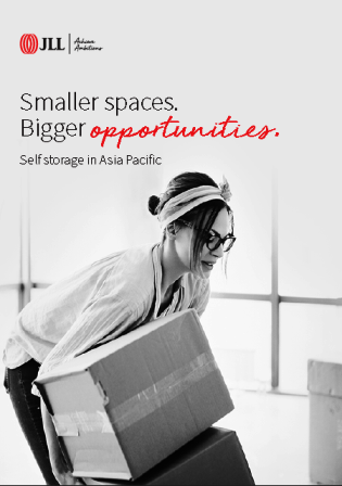 JLL - Smaller spaces. Bigger opportunities - Asia Pacific 2019
