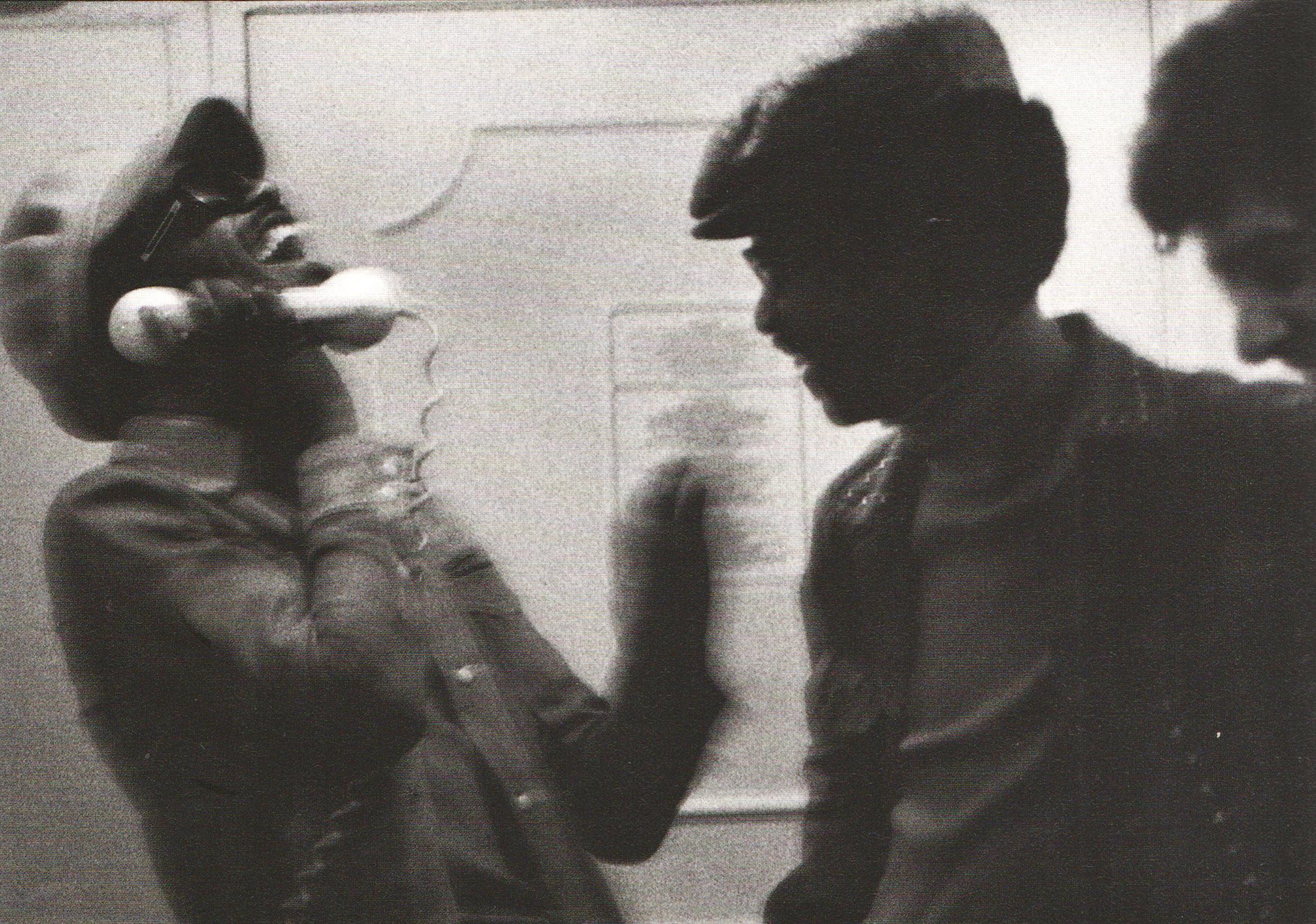 Stevie Wonder, Knightsbridge, 1974.