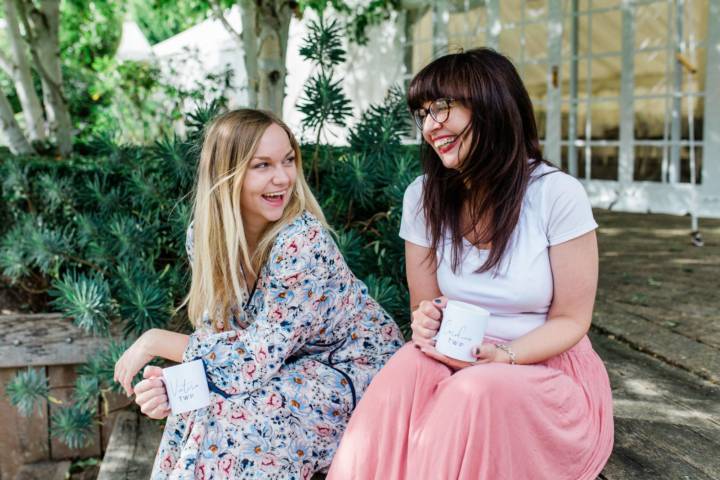 The Wedding Planners, Caroline & Tori
