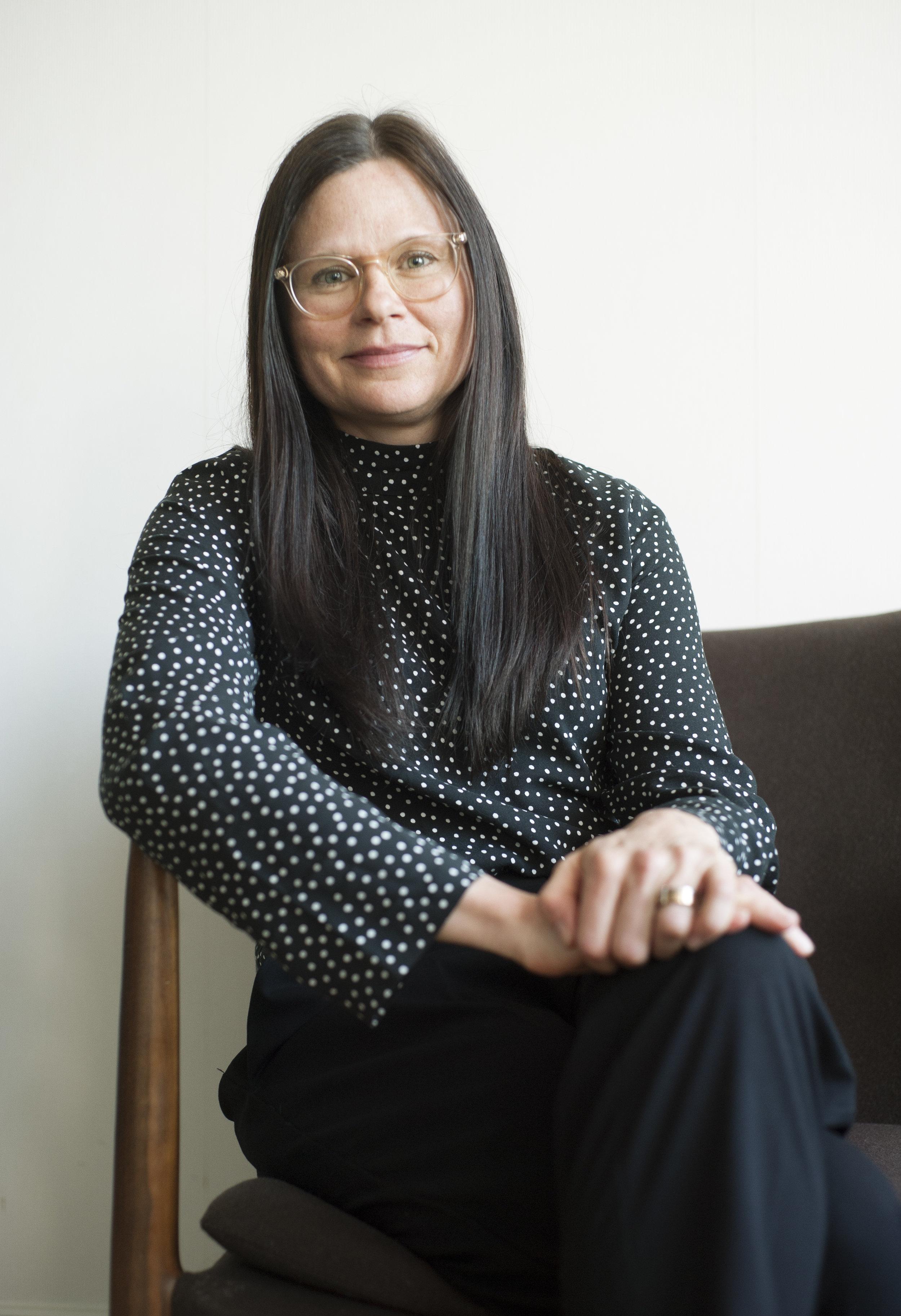 Maria Grundel - Leg. psykolog