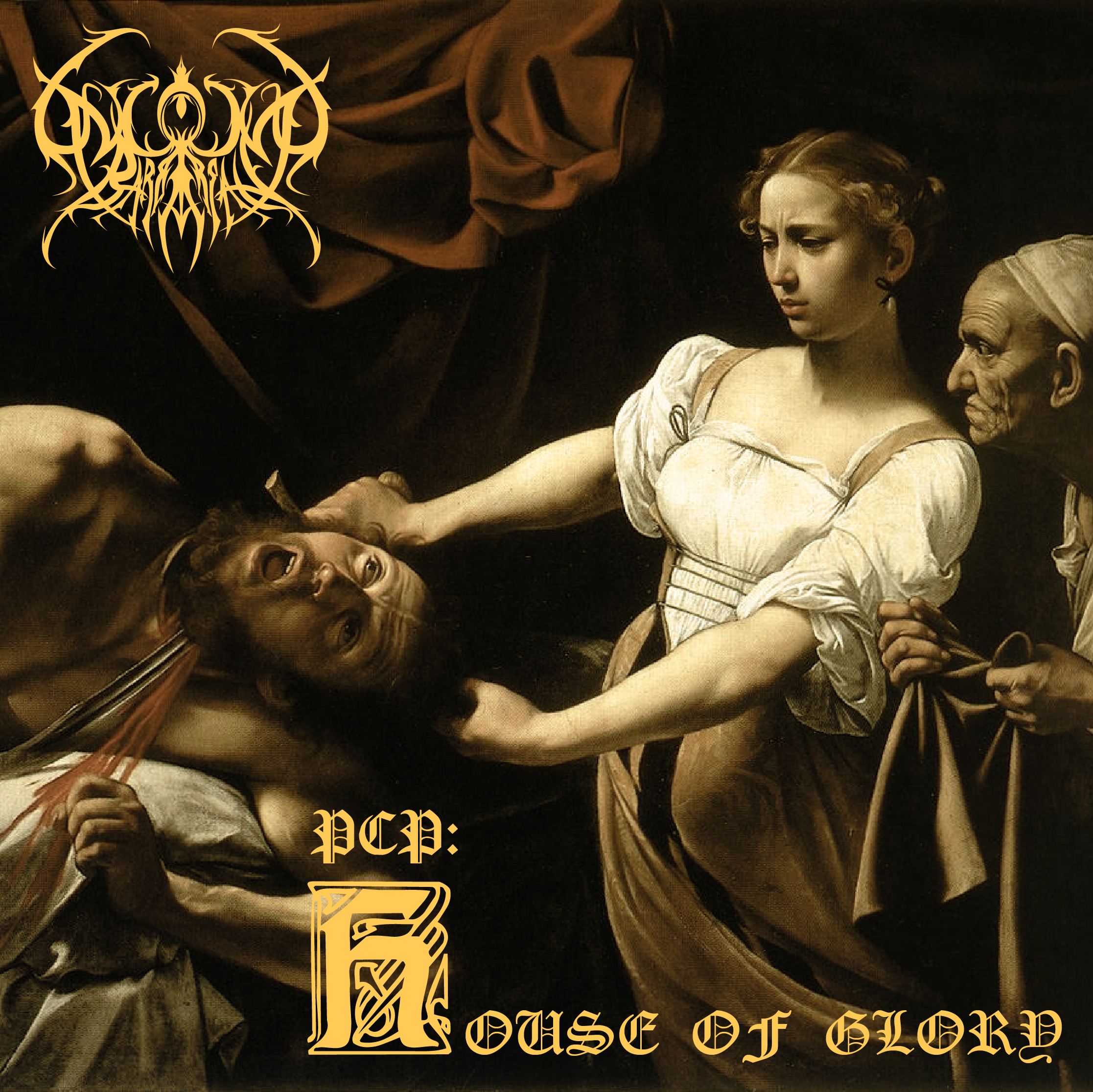 PCP: House of Glory EP (2016) - Four paintings of the main Game of Thrones house sigils turned into horrible monsters without compromising the outer line-work of the symbol.