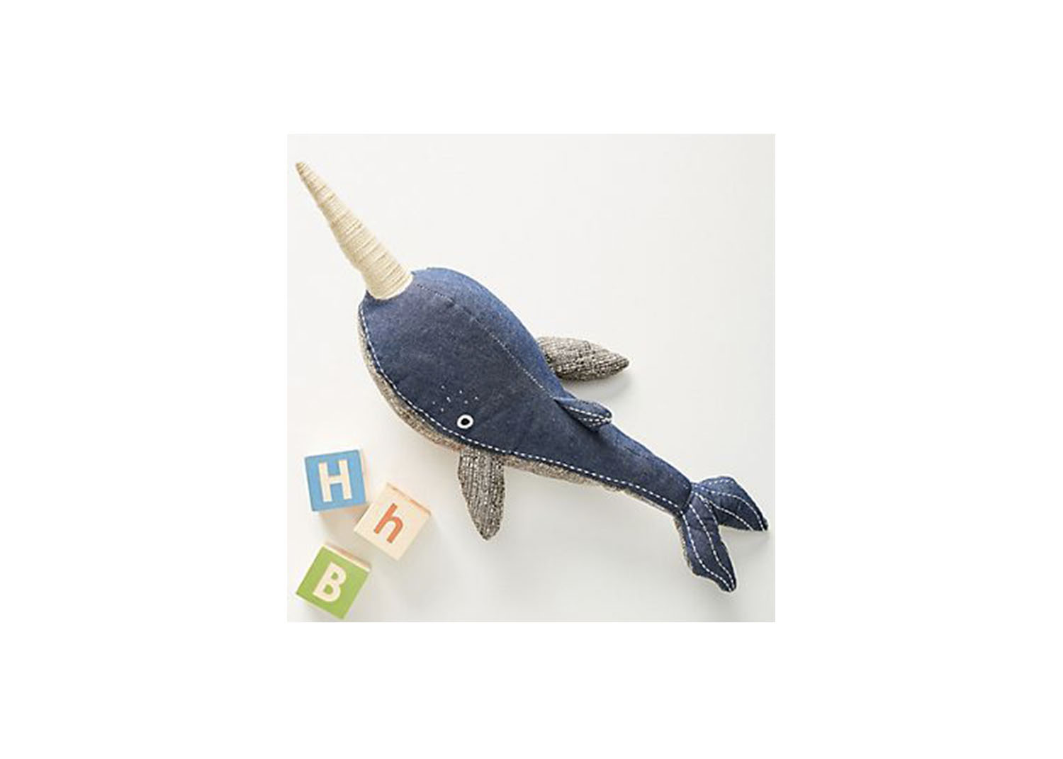 Norris the Narwhal - $24