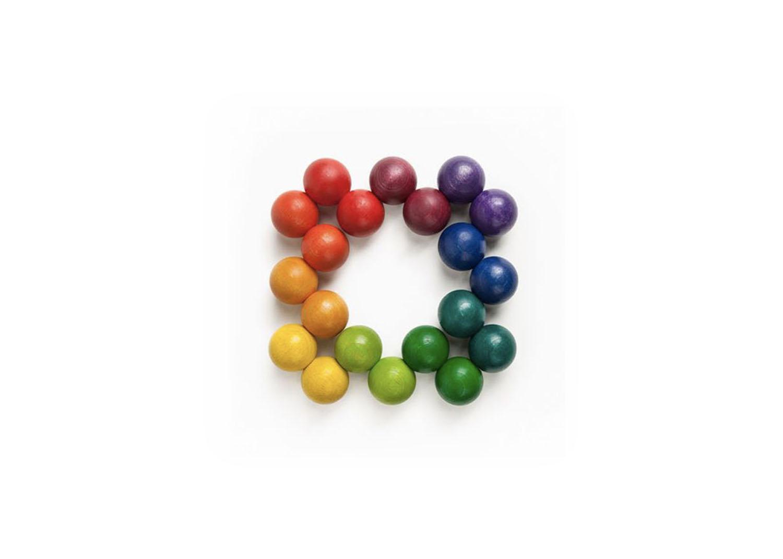 Kinetic Ball Sculpture - $34