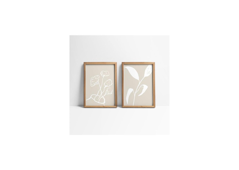 Print Duo - $75