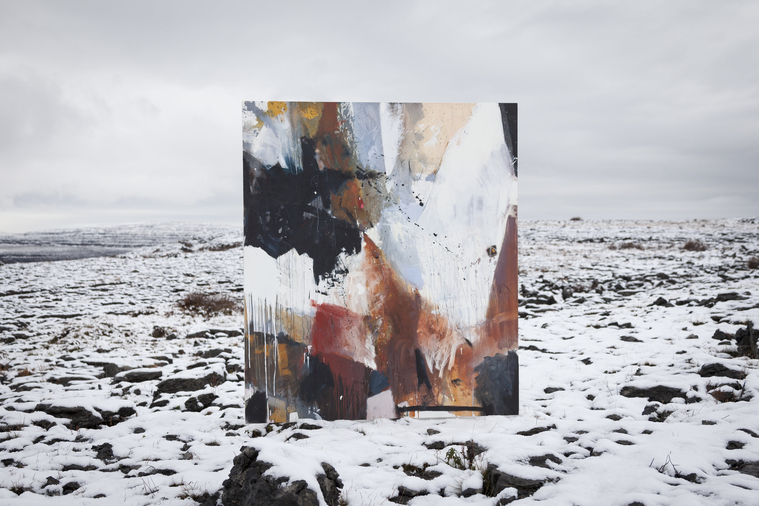 Pegasus by Richard Hearns - oil on canvas - 160x140cm - 16,000euro.jpg