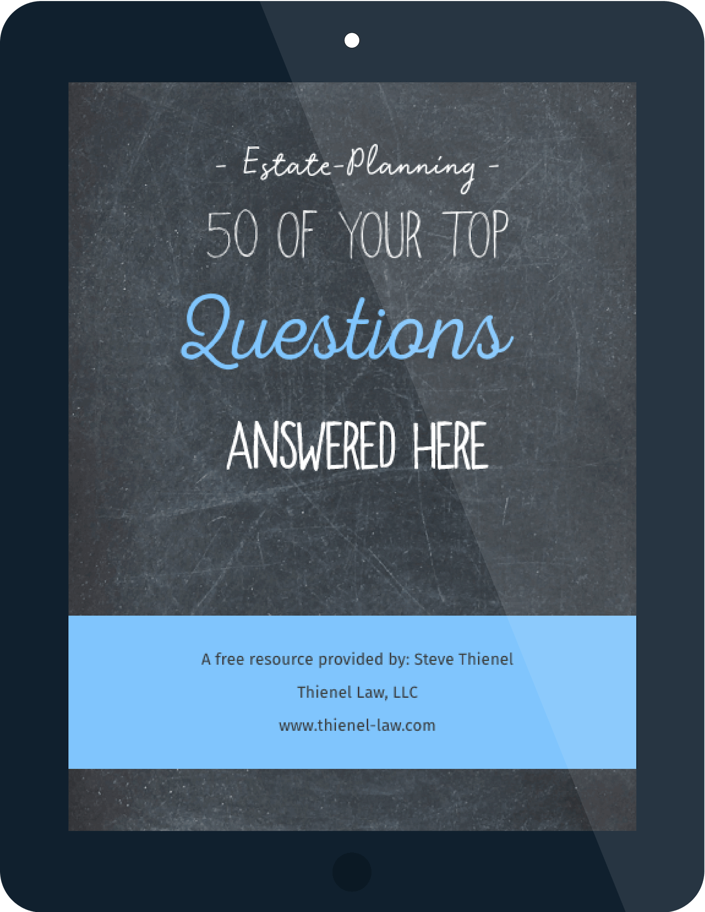 Estate-Planning - 50 Top Questions and Answers