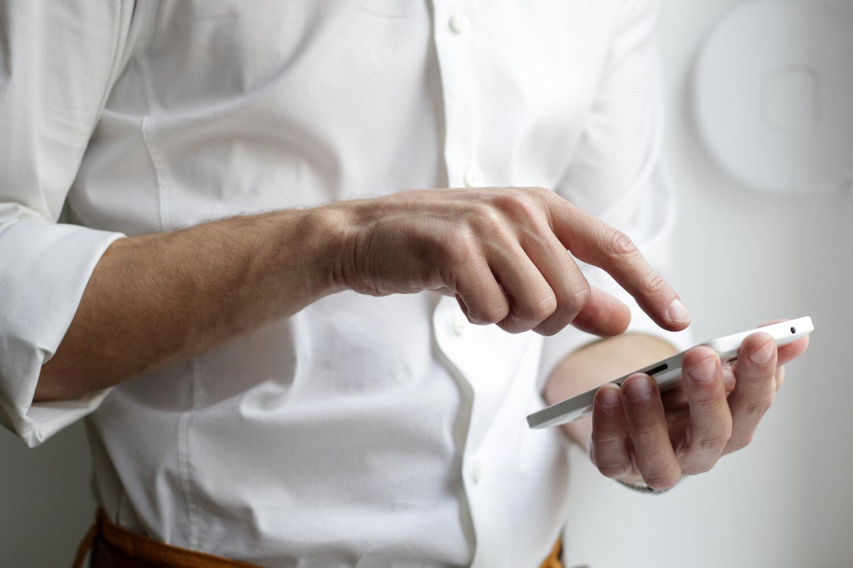 Smartphone to improve productivity