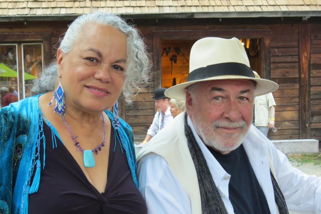 Dalannah Gail Bowen & Jim Byrnes