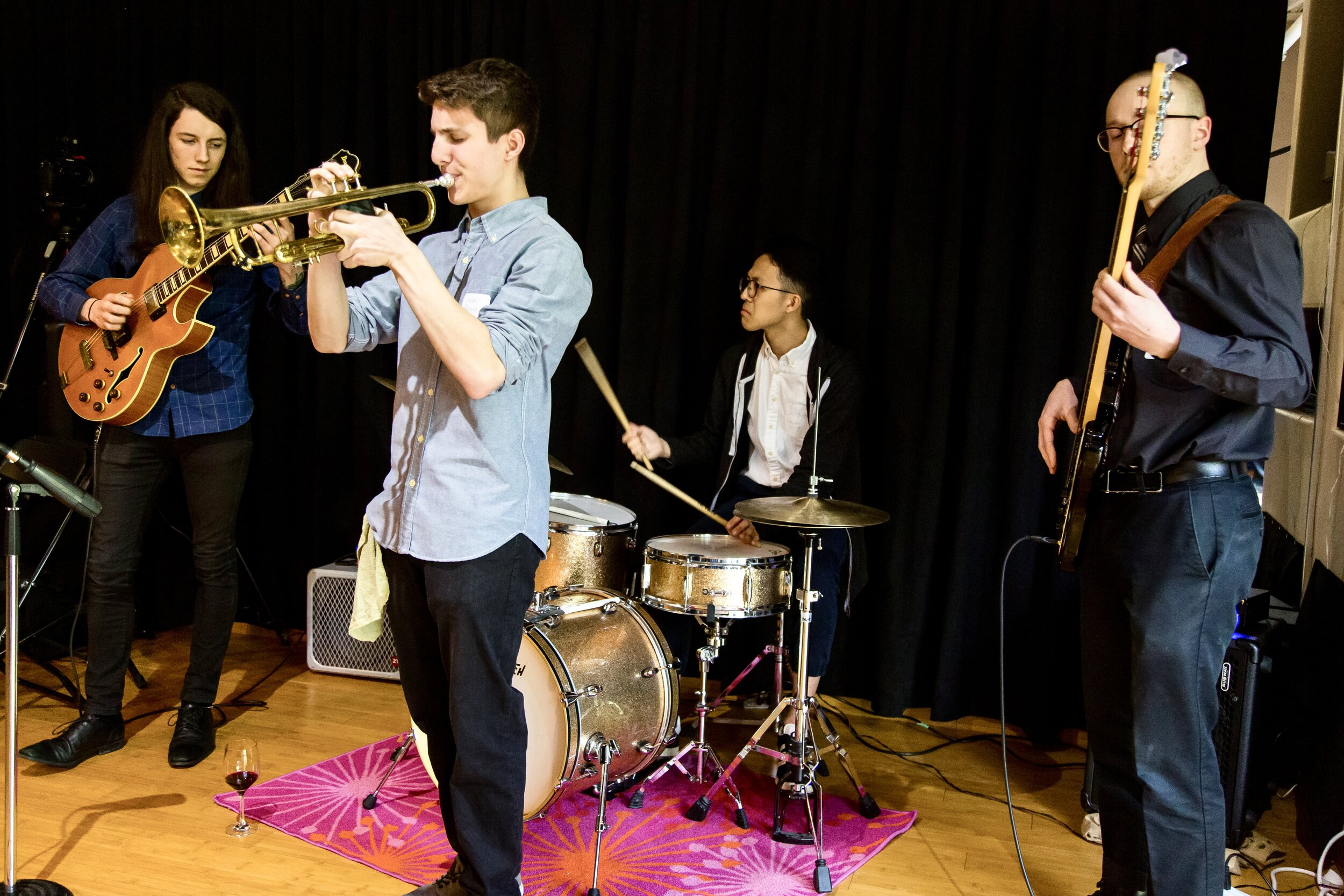 The Julian Borkowski Quartet
