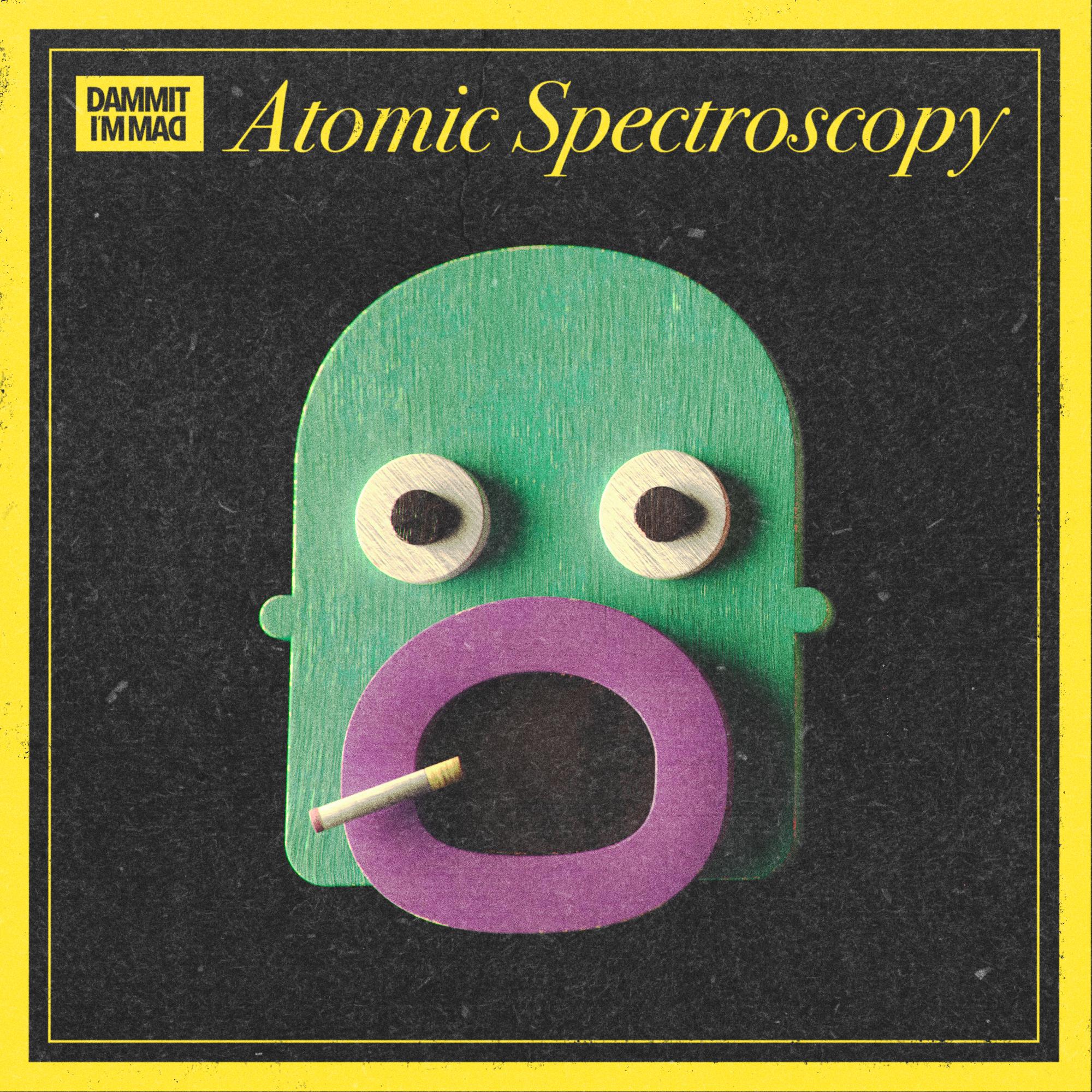 Atomic Spectroscopy - Single 1 Stream: SoundcloudPublic Release: September 14, 2018