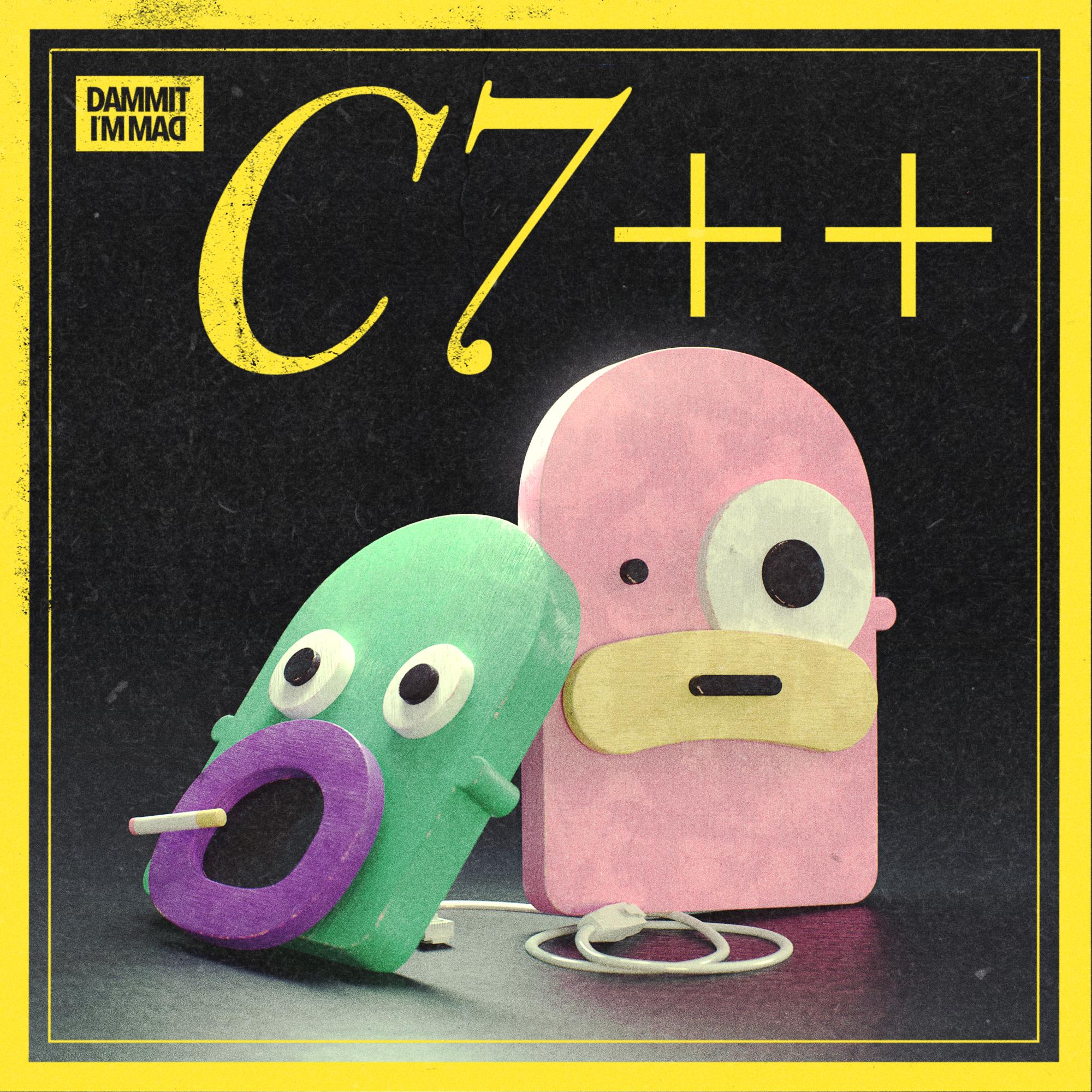 C7++ - Single 3 - Public Release: October 12Stream: Soundcloud