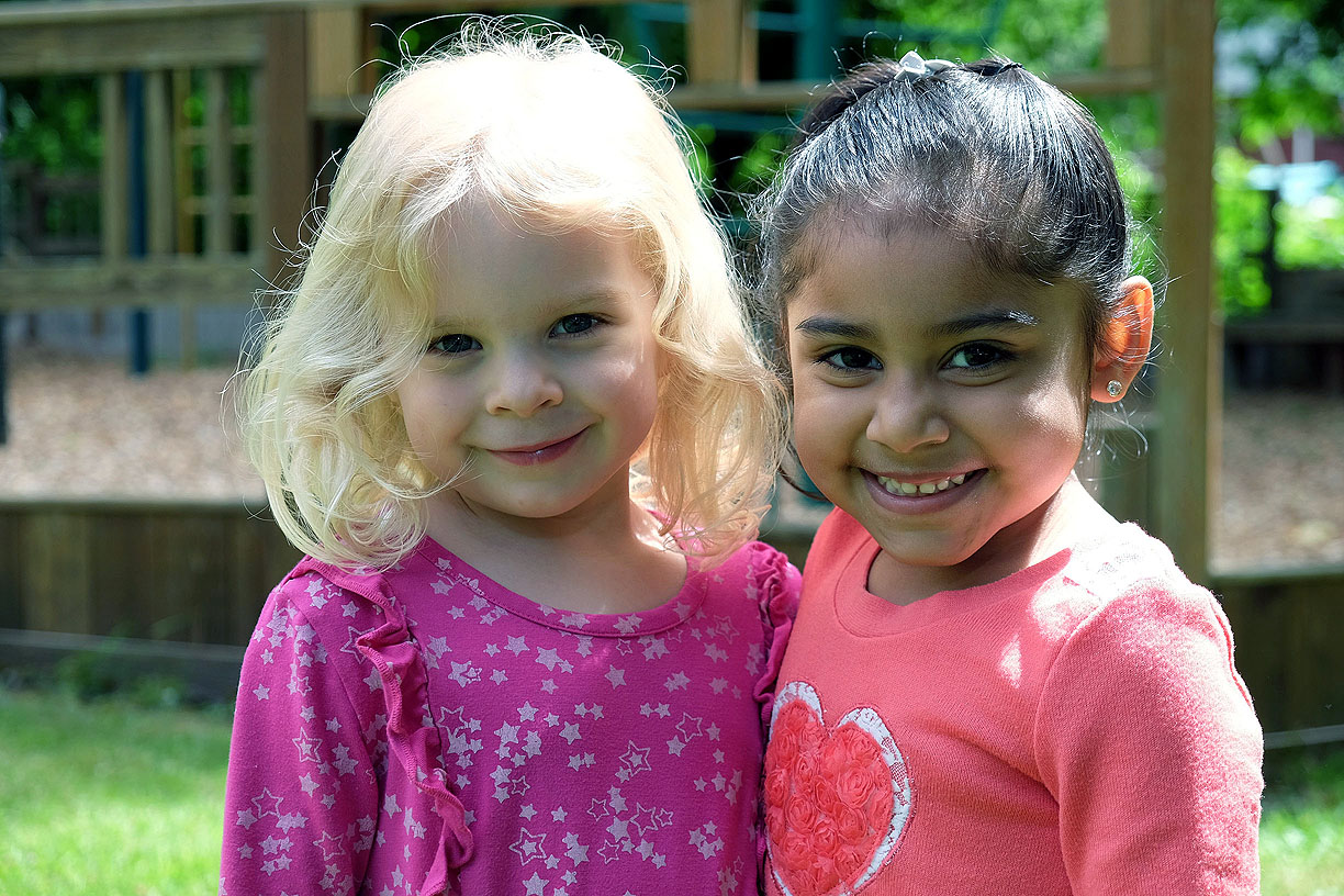 Making Friends for Life - Foothills Kids