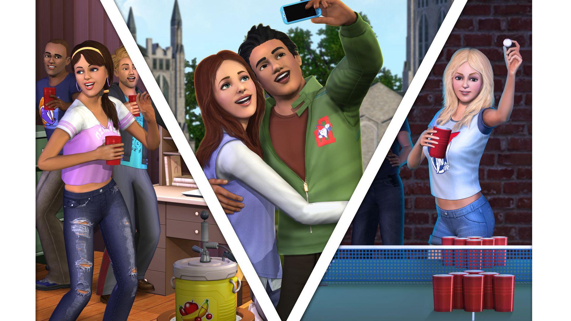 Bro, we are Sims Teens. (Courtesy: Origin)