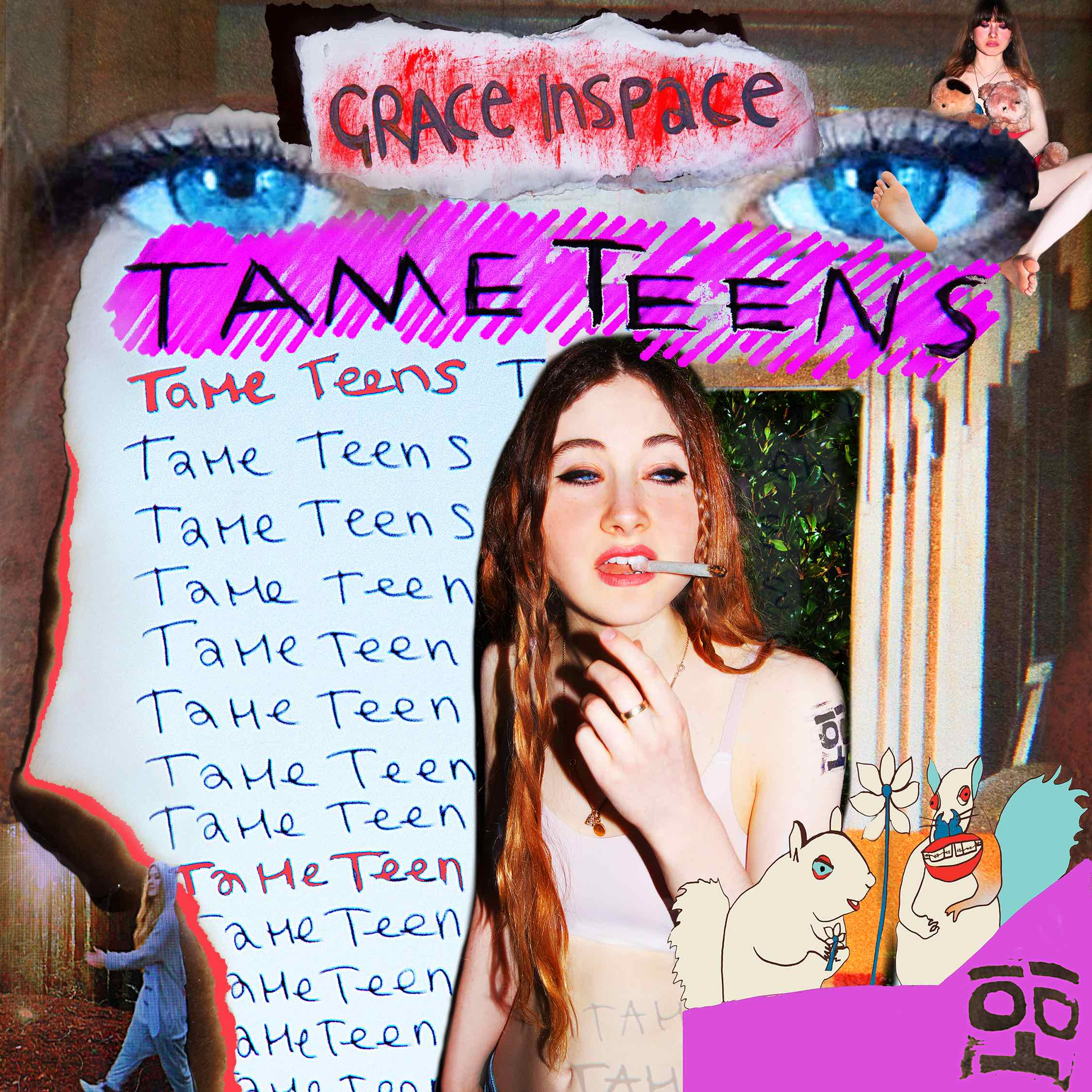 LISTEN TO TAME TEENS HERE - FOLLOW GRACE INSPACE:SPOTIFYINSTAGRAMTWITTERFACEBOOKSOUNDCLOUD