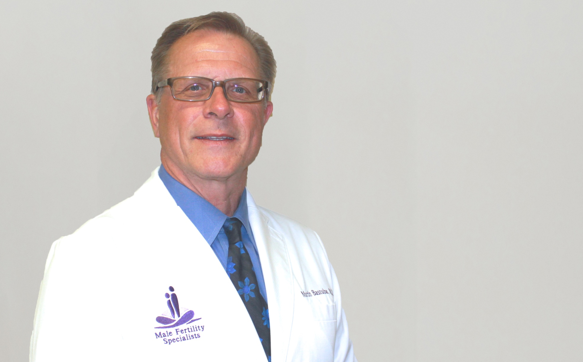Dr. Bastuba, Director of Male Fertility Services